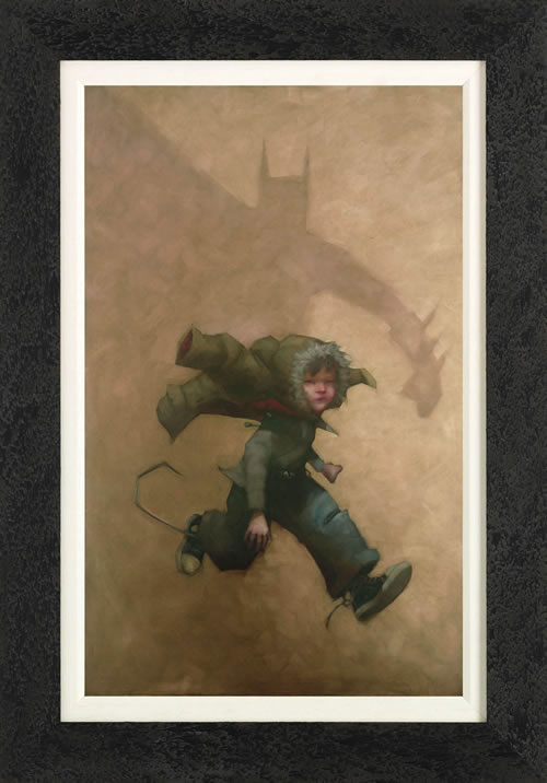 Quickly...To The Batcave by Craig Davison