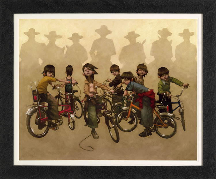 The Magnificent Seven by Craig Davison