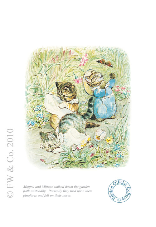 Moppet & Mittens by Beatrix Potter